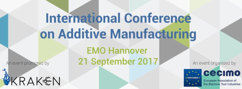 International Conference on Additive Manufacturing